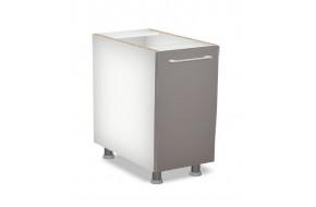50 cm pastatoma spintelė 1D, Premium Line D 50 P/L