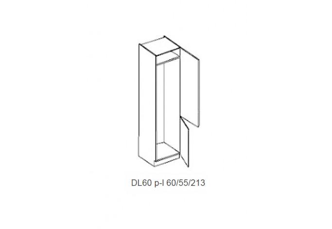 Spintelė ANGEL DL60 įmontuojamam šaldytuvui