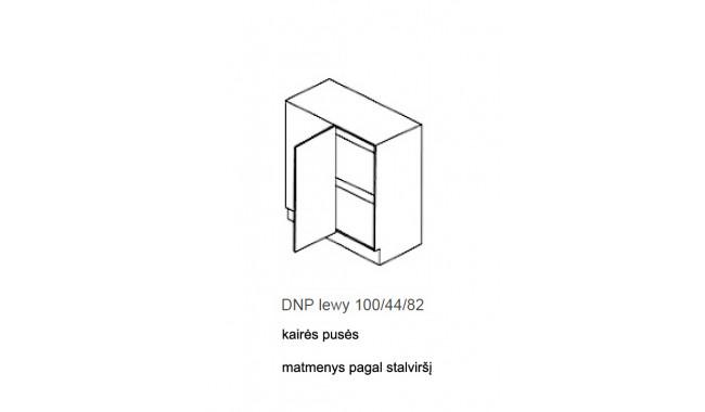 Spintelė COSTA RICA MDF DNP kairės pusės 100/44/82