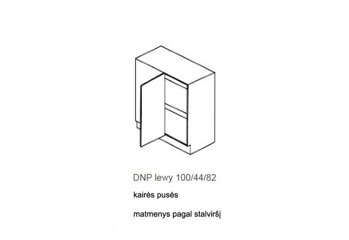 Spintelė VIOLET DNP kairės pusės 100/44/82