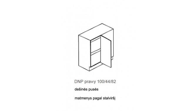 Spintelė COSTA MDF DNP dešinės pusės 100/44/82