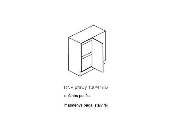 Spintelė SANGRANO DNP dešinės pusės 100/44/82
