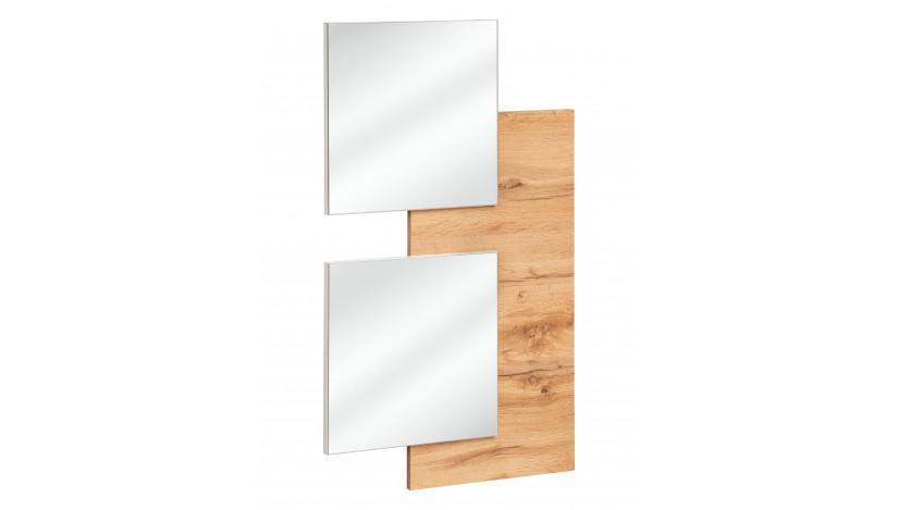 EASY 01 Panele su veidrodžiu pakabinama