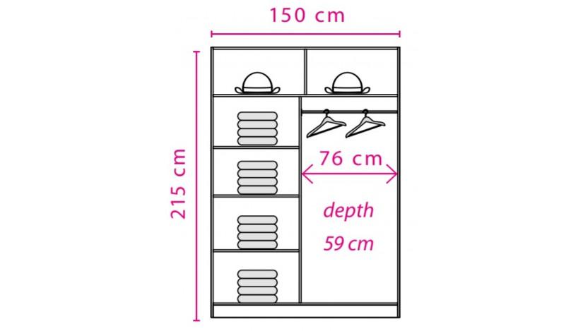 EFFECT EF-1-150 Spinta
