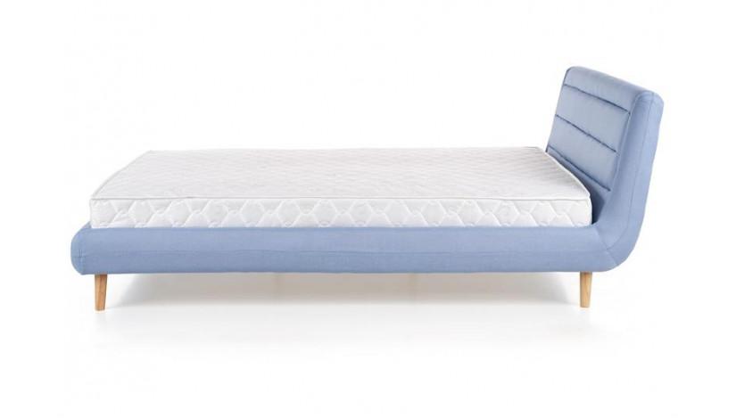 ELANDA 140 Miegamojo lova mėlyna