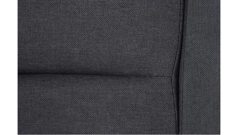ELANDA 140 Miegamojo lova tamsiai pilka