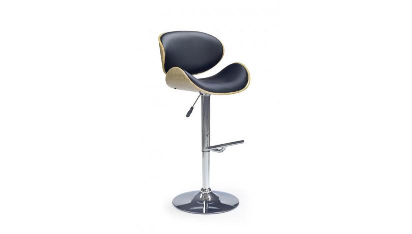 H-44 Baro Kėdė juoda ąžuolo