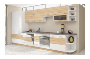 Iconic 410 Virtuvės baldų komplektas