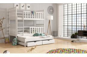 Klara 90 x 190 cm Trivietė lova
