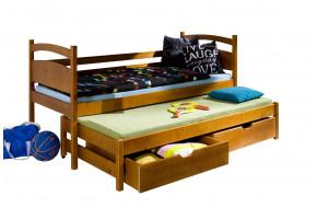 Kleo 80 x 160 cm Dvigulė lova