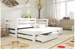 Kubus 80 x 160 cm Dvigulė lova
