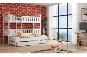 Laboo 90 x 190 cm Trivietė lova