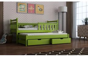 DOMINIK 160 x 80 cm Dvigulė lova