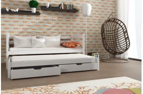 TOSIA 160 x 80 cm Dvigulė lova