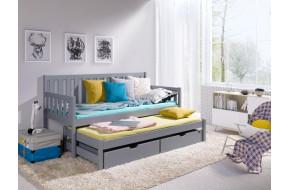 SOFII 160 x 80 cm Dvigulė lova