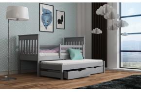 TYMON 160 x 80 cm Dvigulė lova