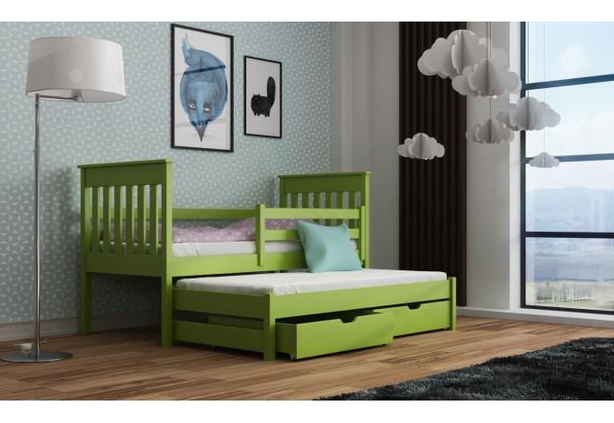 TYMON 200 x 90 cm Dvigulė lova