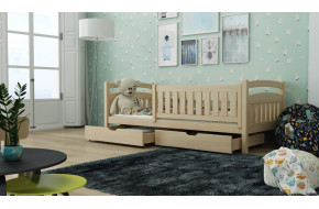 Terry 80 x 160 cm Viengulė lova