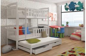 VIKI 160 x 80 cm Trivietė lova