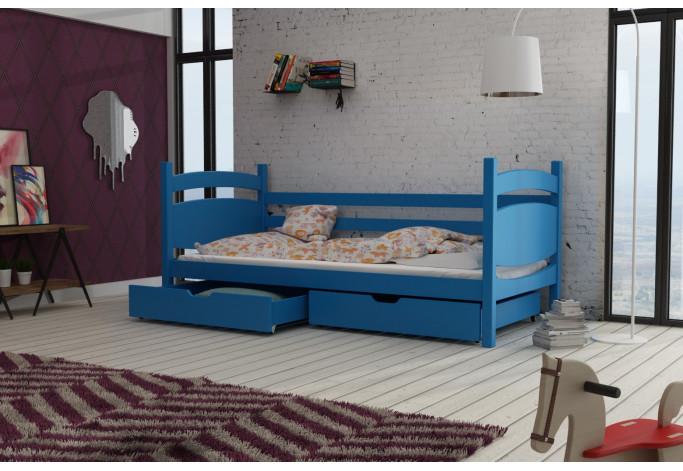 ANDY 200 x 90 cm Viengulė lova