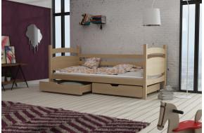 ANDY 160 x 80 cm Viengulė lova