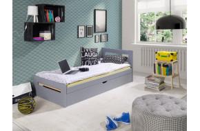 NELA 160 x 80 cm Viengulė lova