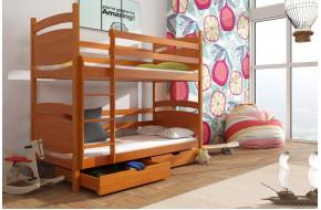 Malgosia 90 x 190 cm Dviaukštė lova