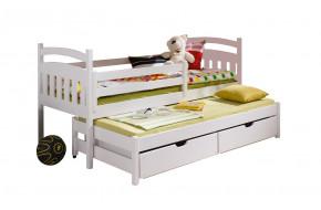 Marcin 80 x 160 cm Dvigulė lova