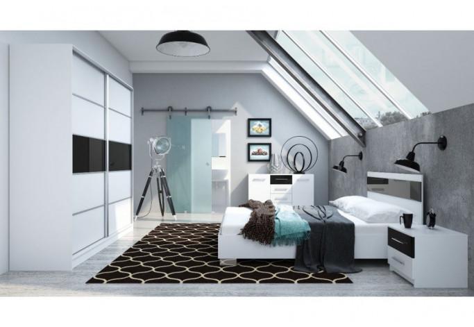 Dubaj Miegamojo baldų komplektas