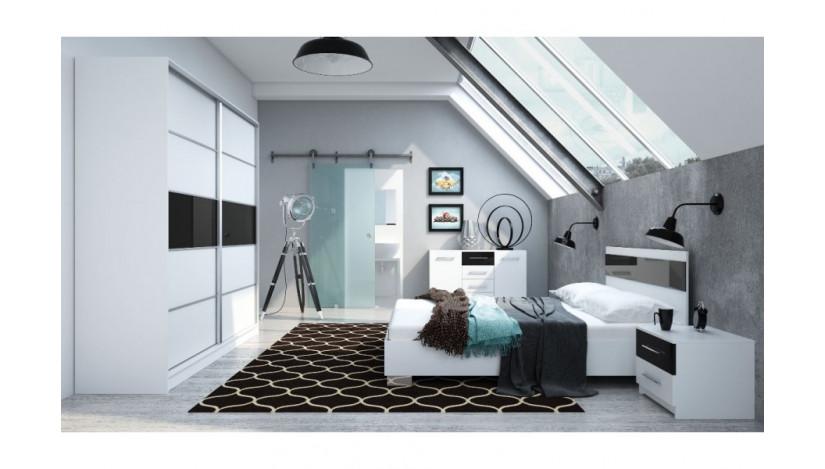 Dubaj Miegamojo baldų komplektas 160 x 200