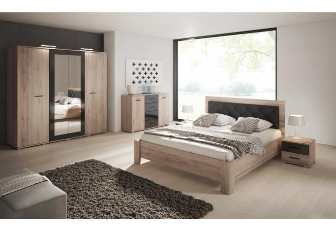 BARI Miegamojo baldų komplektas