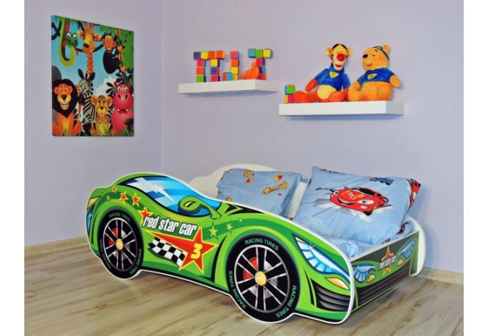 Racing Car Lova 70 x 140
