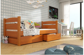 Sandra 90 x 190 cm Viengulė lova