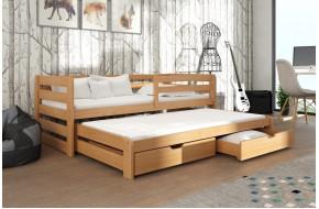 Senso 80 x 160 cm Dvigulė lova