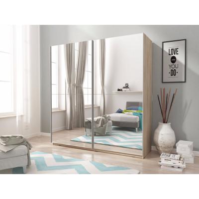 spinta mika iii 200 baldai pl. Black Bedroom Furniture Sets. Home Design Ideas
