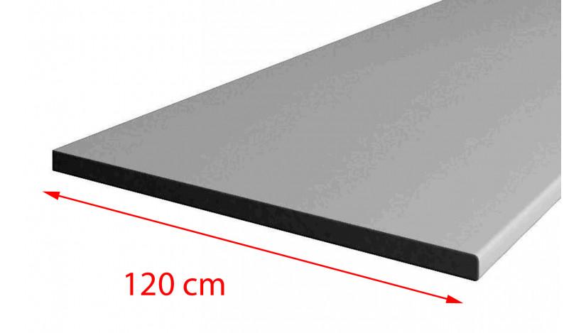 Baltas D0101 180 cm Stalviršis 28/1200 mm
