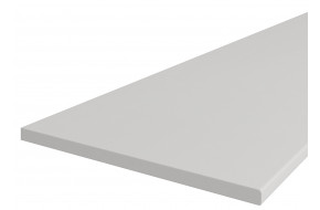 Aluminium Stalviršis 28 mm (Plotis 100-220 cm)