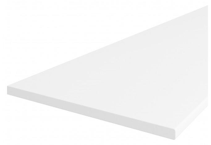 Stalviršis Baltas (Plotis pasirenkamas iki 220 cm)