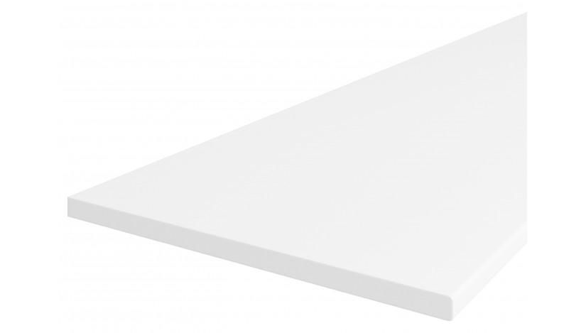 Baltas 200 cm Stalviršis 28/600
