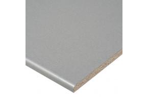 Akacija / Aluminium Stalviršis (Plotis pasirenkamas 100-220 cm)