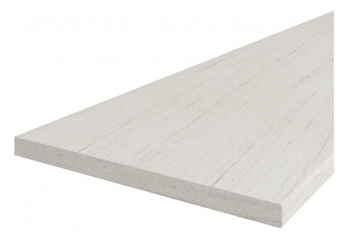 Stalviršis Ipanema Baltas (Plotis pasirenkamas iki 220 cm)