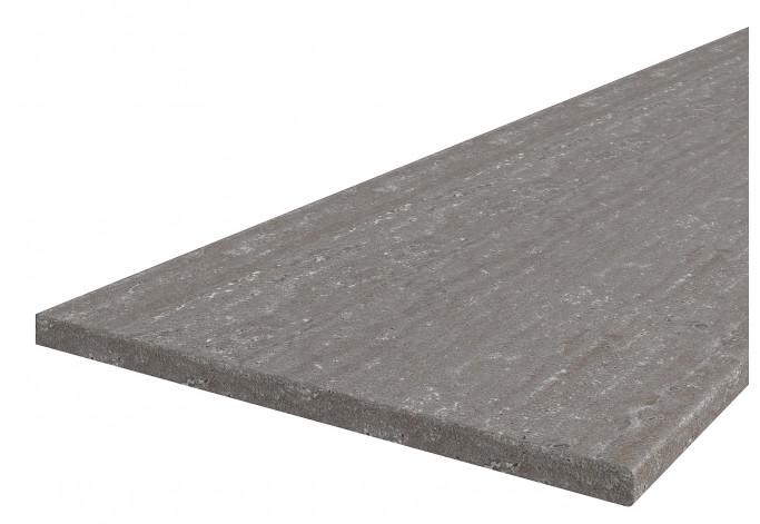 Grey / Travertyn 80 cm Stalviršis