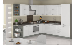 Bianka MDF Virtuvės baldų komplektas