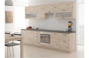 Virtuvės Komplektas Bordeaux 260 cm