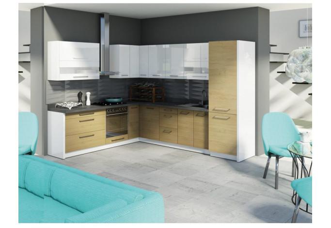 Creativa Virtuvės baldų komplektas