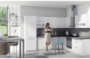 Creativa Virtuvės baldų komplektas Balta