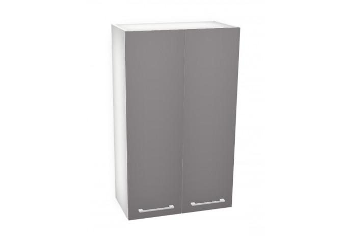 60 cm pakabinama spintelė 2D aukštis 100 cm, Premium Line