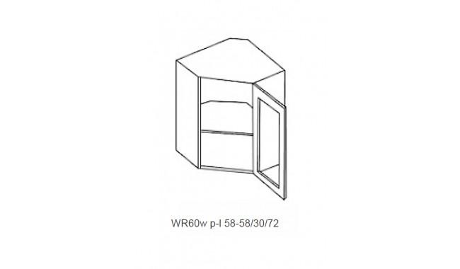 Spintelė CAPPUCINO WR 60w / stiklas matinis