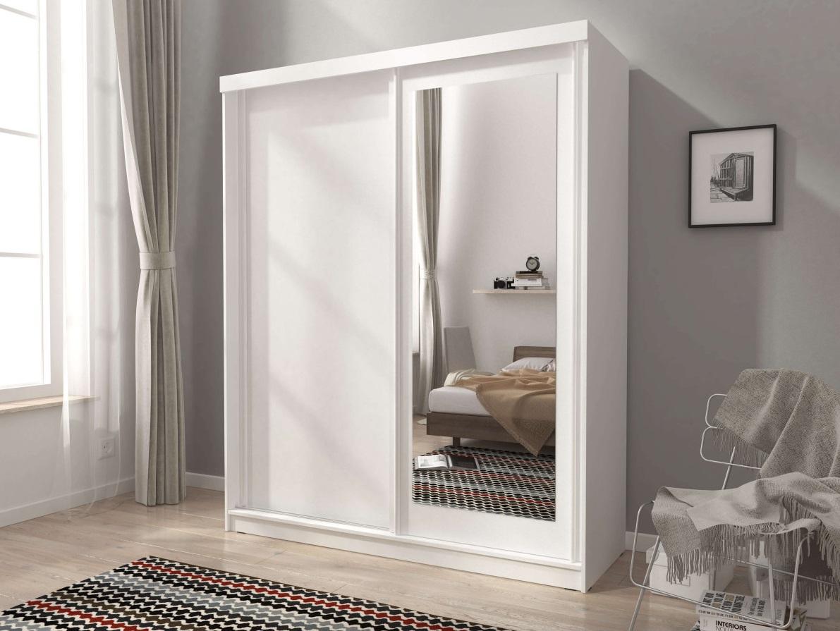 Kaip pasirinkti spintą miegamajam?
